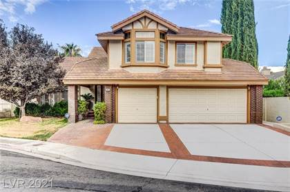 Residential Property for sale in 2912 Rising Moon Court, Las Vegas, NV, 89117