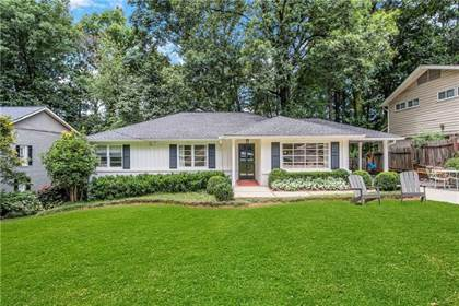 Residential Property for sale in 1048 Northcliffe Drive NW, Atlanta, GA, 30318
