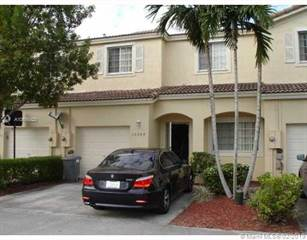 Townhouse for sale in 10205 SW 18th Ct 10205, Miramar, FL, 33025