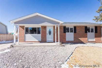 Residential Property for sale in 4752 LINDEN WY, Cheyenne, WY, 82009