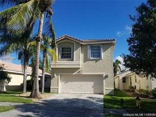 Single Family for rent in 17373 SW 22nd St, Miramar, FL, 33029