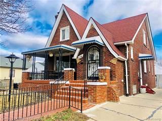 Single Family for rent in 6726 WINTHROP ST, Detroit, MI, 48228