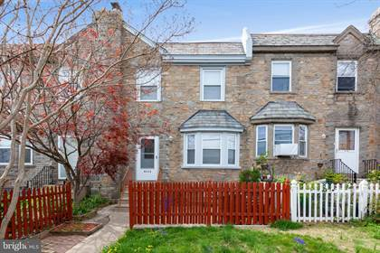 Residential Property for sale in 6112 LORETTO AVENUE, Philadelphia, PA, 19149