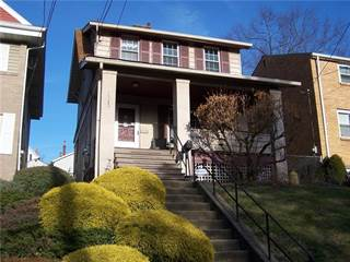 Single Family for sale in 1213 Fortuna Ave, Brookline, PA, 15226