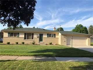 Single Family for rent in 9076 ADAMS Street, Livonia, MI, 48150