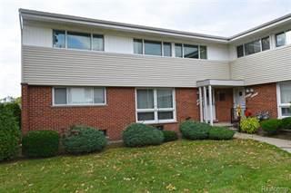 Condo for sale in 14708 E Jefferson Ave. ROCKCASTLE Street, Harper Woods, MI, 48225
