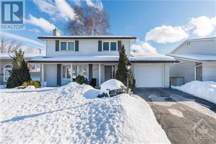Single Family for sale in 2714 HICKSON CRESCENT, Ottawa, Ontario, K2H6Y6