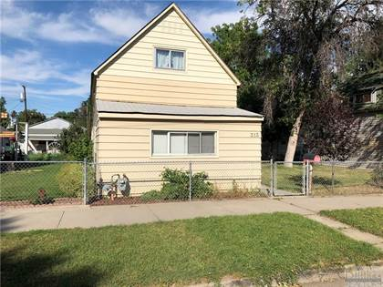 Residential Property for sale in 313 S 33rd, Billings, MT, 59101