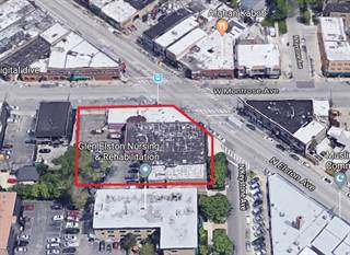 Land for sale in 4101 West Montrose Avenue, Chicago, IL, 60641