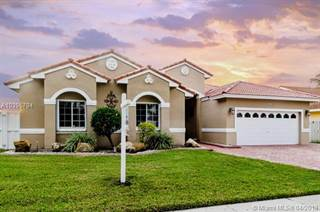 Single Family for sale in 4480 SW 148th Ter, Miramar, FL, 33027