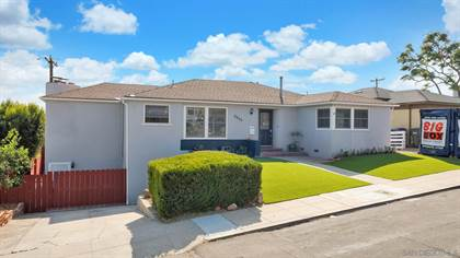 Residential Property for sale in 5865 Estelle, San Diego, CA, 92115