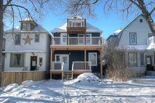 Duplex for sale in 96 Walnut Street, Winnipeg, Manitoba, R3G 1NB