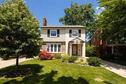 Residential Property for sale in 1928 PRESTWICK RD, Grosse Pointe Woods, MI, 48236