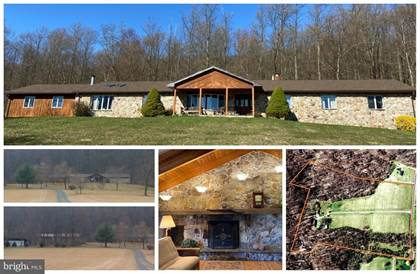 Residential Property for sale in 451 BLACKS MOUNTAIN ROAD, Taylor, PA, 16689