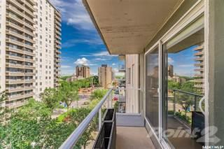 Condominium for sale in 320 5th AVENUE N 701, Saskatoon, Saskatchewan, S7K 2P5