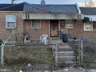 Townhouse for sale in 5522 WHEELER STREET, Philadelphia, PA, 19143