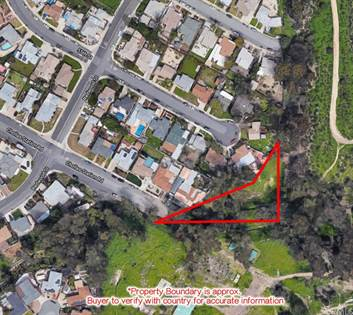 Lots And Land for sale in 0 Chollas Station Road, San Diego, CA, 92105