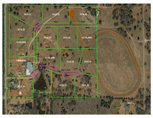 Land for sale in N Arcaidian Oaks Drive, Edmond, OK, 73034