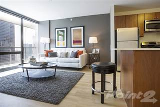 Apartment for rent in Coast at Lakeshore East - 2 Bed River View: E, Chicago, IL, 60601