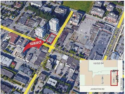 Retail Property for sale in 1493 JOHNSTON ROAD, White Rock, British Columbia