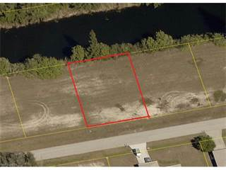 Land for sale in 23 NE 8th TER, Cape Coral, FL, 33909