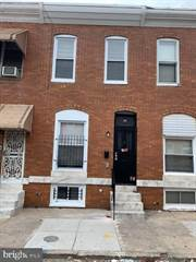 Townhouse for rent in 604 N CURLEY STREET, Baltimore City, MD, 21205