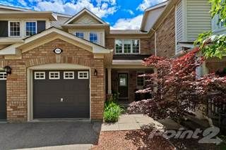 Townhouse for sale in 2454 Baintree Crescent, Oakville, Ontario