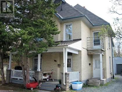 Multi-family Home for sale in 73 LANSDOWNE Street W, Peterborough, Ontario, K9J1Y2