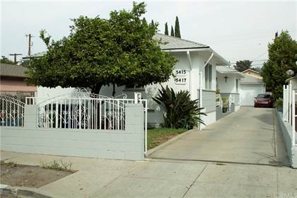 Multifamily for sale in 5415 Baltimore Street, Highland Park, CA, 90042