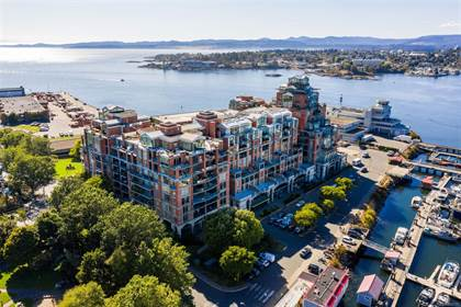 Residential Property for sale in 21 Dallas Rd #715, Victoria, British Columbia, V8V 4Z9