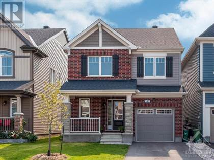 Single Family for sale in 537 ARUM TERRACE, Orleans, Ontario, K4A1E6