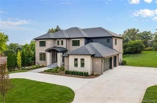 Single Family for sale in 2770 MACKINTOSH Lane, Bloomfield Township, MI, 48302