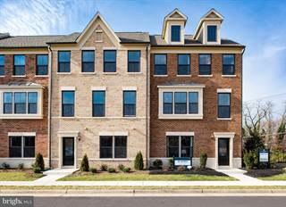 Townhouse for sale in 3753 SIGNAL KNOB COURT, Falls Church, VA, 22041
