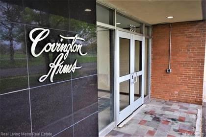 Residential Property for sale in 333 COVINGTON Drive 3C, Detroit, MI, 48203