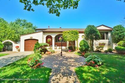 Residential Property for sale in 1846 Carlton Avenue, Staten Island, NY, 10309