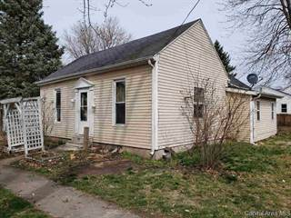 Single Family for rent in 223 S LOGAN Street, Mason City, IL, 62664
