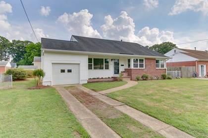 Residential Property for sale in 1617 Skyline Drive, Norfolk, VA, 23518