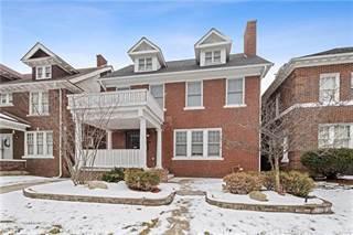 Single Family for sale in 1247 EDISON Street, Detroit, MI, 48202