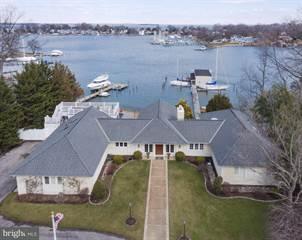 Single Family for sale in 168 W. LAKE DRIVE, Annapolis, MD, 21403