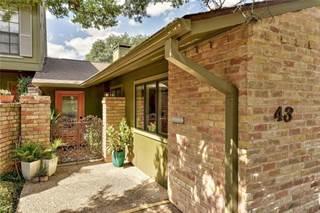 Single Family for sale in 43 Woodstone SQ, Austin, TX, 78703