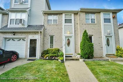 Residential Property for sale in 110 ROSEDALE AVE, Staten Island, NY, 10312