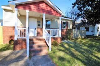 Single Family for sale in 3232 Knox Street, Portsmouth, VA, 23704