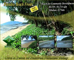 Land for sale in El Nido Sibaltan, El Nido, Palawan