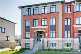 Townhouse for sale in 2344 Esprit Drive, Ottawa, Ontario