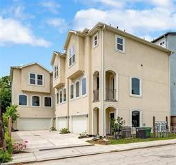 Townhouse for sale in 765 Grove Street, Houston, TX, 77020