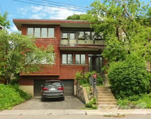 Apartment for sale in 4844 Ch. Mira, Montreal, Quebec