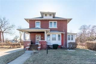 Single Family for sale in 306 KING Street, Detroit, MI, 48202