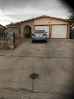 Residential Property for sale in 3433 Quanah Street, El Paso, TX, 79936