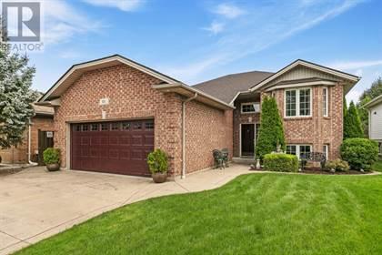 Single Family for sale in 970 BELLAGIO, Windsor, Ontario, N8P1J7