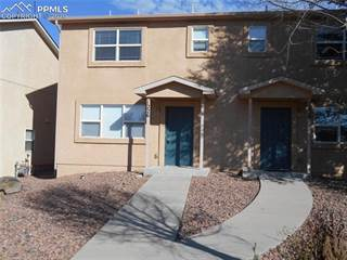 Townhouse for rent in 1226 Nichols Boulevard, Colorado Springs, CO, 80907